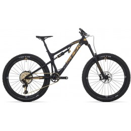Kolo Rock Machine Blizzard LTD-27 black/Öhlins gold/dark grey (M)