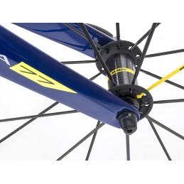 AUTHOR Charisma 77 2020-21 modrá/žlutá-neon