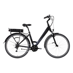 Elektrokolo LOVELEC Maia Black/Grey 2020 Baterie 13 Ah až 110 km