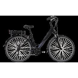 Elektrokolo LOVELEC Maia Black/Grey 2020 Baterie 16 Ah až 135 km