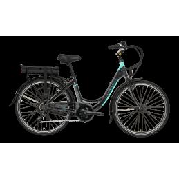 Elektrokolo LOVELEC Polaris Black/Mint 2020 Baterie 13 Ah až 110 km